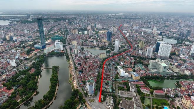 Gan 8.000 ty lam 2,2 km duong Hoang Cau - Voi Phuc hinh anh