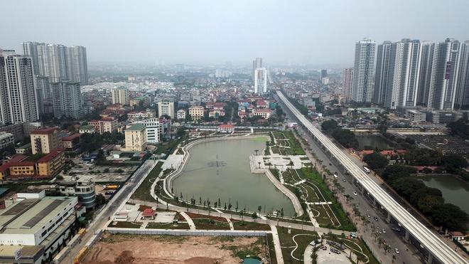 Sap dau thau du an metro Nam Thang Long - Tran Hung Dao hinh anh