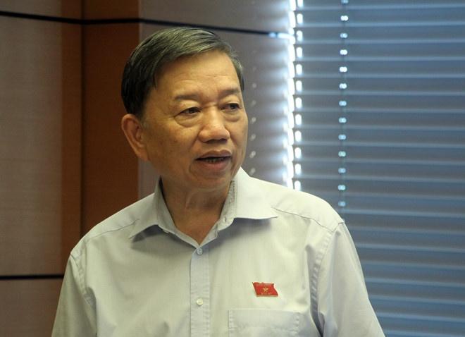 Bo truong Cong an: Bat bang duoc ke dam 2 'hiep si' tu vong hinh anh