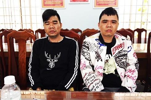 Bat 2 trum xa hoi den Trung Quoc tai Nha Trang hinh anh 1