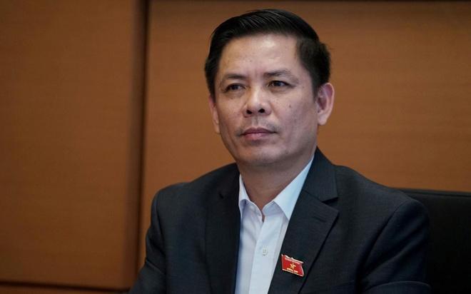Bo truong Nguyen Van The: 'Cac tram BOT la trong diem gay roi' hinh anh