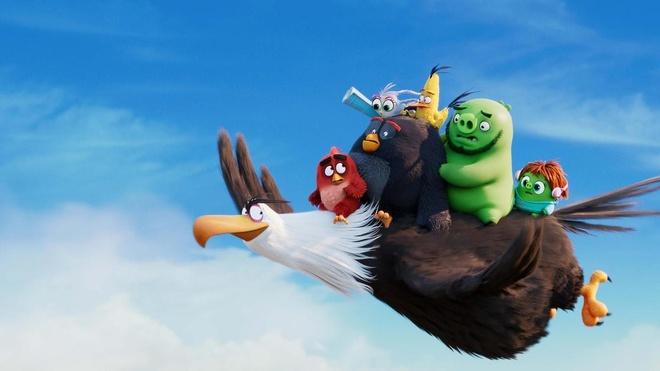 Video - Tro lai sau 3 nam, 'Angry Birds' co gi dac biet? hinh anh