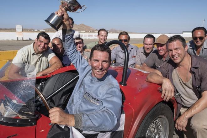 Video - Trailer 'Ford v Ferrari - Cuoc dua lich su' hinh anh