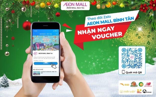 Gioi tre thi nhau check-in 'thien duong le hoi' AEON Mall Binh Tan hinh anh 1 6h.jpg