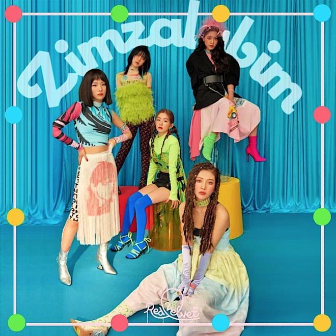 Trang phục của Red Velvet trong MV 'Zimzalabim' bị chê xấu và diêm dúa