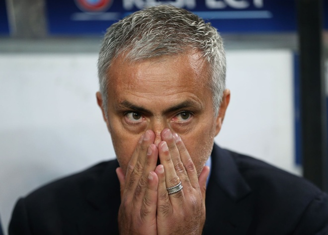 Tai sao cac cau thu chong lai Mourinho? hinh anh