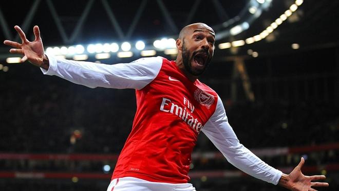 Thierry Henry co du tam de ke nhiem Wenger? hinh anh 1