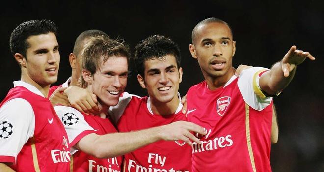 Thierry Henry co du tam de ke nhiem Wenger? hinh anh 3
