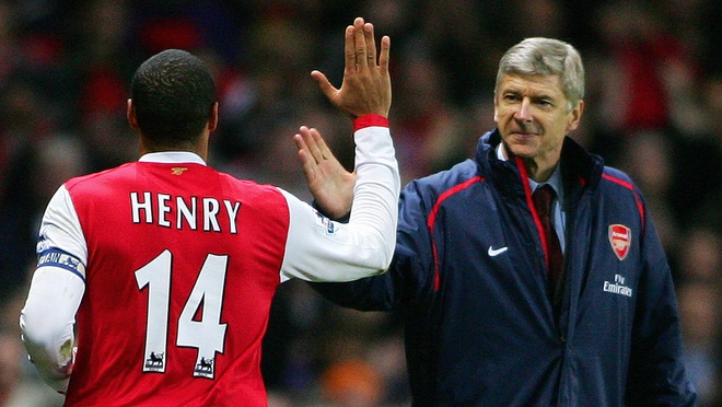 Thierry Henry co du tam de ke nhiem Wenger? hinh anh 2