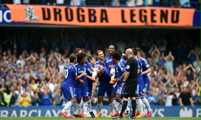 Didier Drogba se tro lai de cuu Mourinho va Chelsea? hinh anh 2