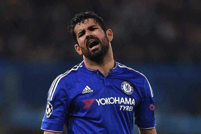 Chinh Mourinho lam hai Diego Costa hinh anh 1