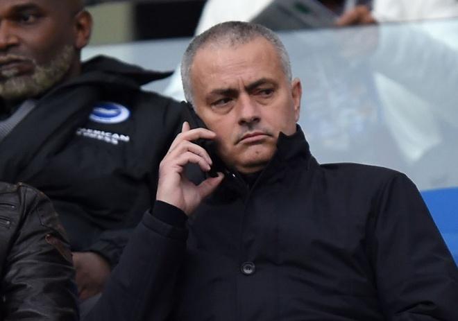Mourinho da san sang cho mot cuoc goi tu MU hinh anh