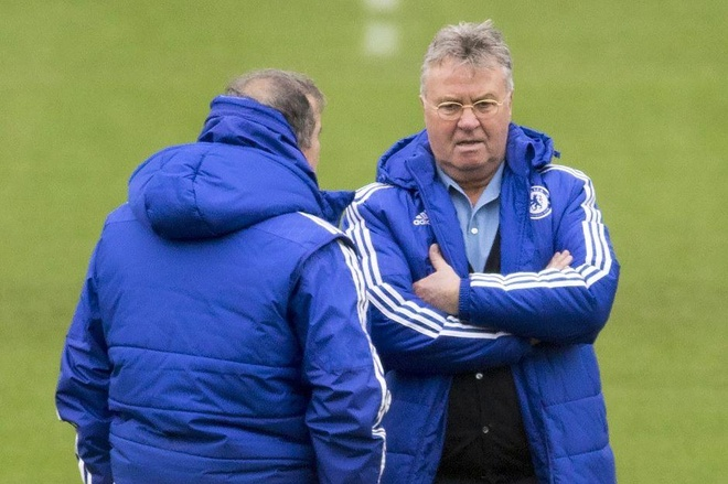 Chelsea se nhanh chong vo mong voi Hiddink hinh anh 2