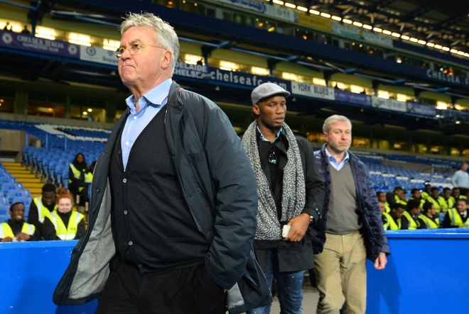 Chelsea se nhanh chong vo mong voi Hiddink hinh anh 3