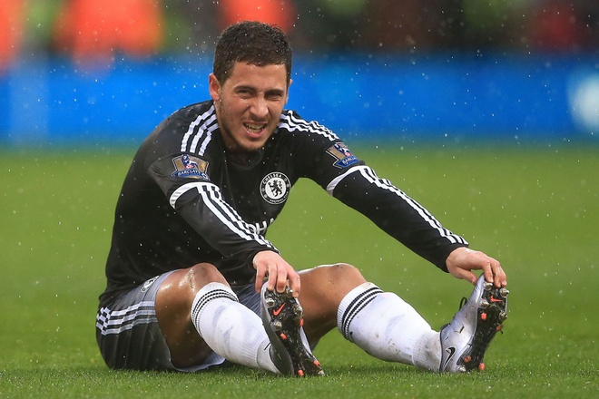 Chelsea da hoi sinh, nhung Hazard thi khong hinh anh 2