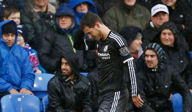 Chelsea da hoi sinh, nhung Hazard thi khong hinh anh 3