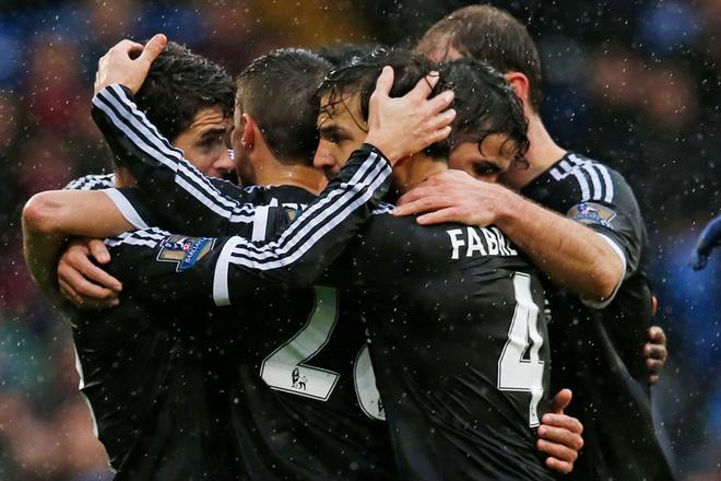 Chelsea da hoi sinh, nhung Hazard thi khong hinh anh 1