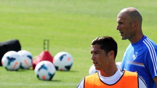 Su ket hop giua Zidane va Perez se huy diet Real hinh anh 1