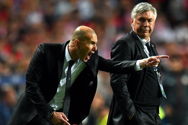 Su ket hop giua Zidane va Perez se huy diet Real hinh anh 3