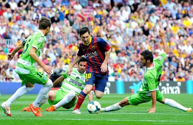 Messi khong can roi Barcelona de chung minh su vi dai hinh anh 2