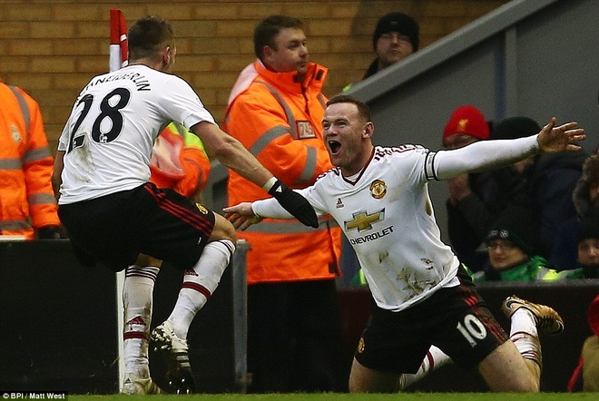 Wayne Rooney va hanh trinh tro lai dinh cao hinh anh 2