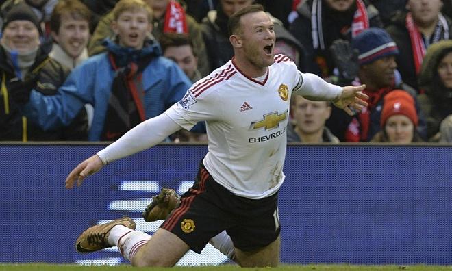 Wayne Rooney va hanh trinh tro lai dinh cao hinh anh