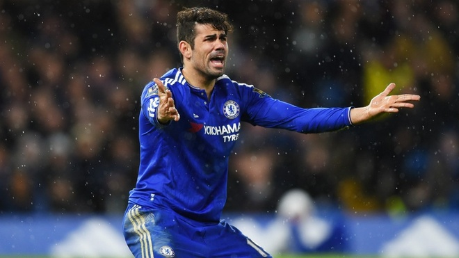 Diego Costa dang tren duong roi khoi Chelsea? hinh anh 1