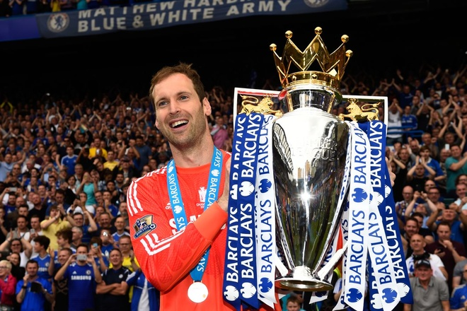 Voi Petr Cech, Arsenal biet rang ho se dang quang hinh anh 2