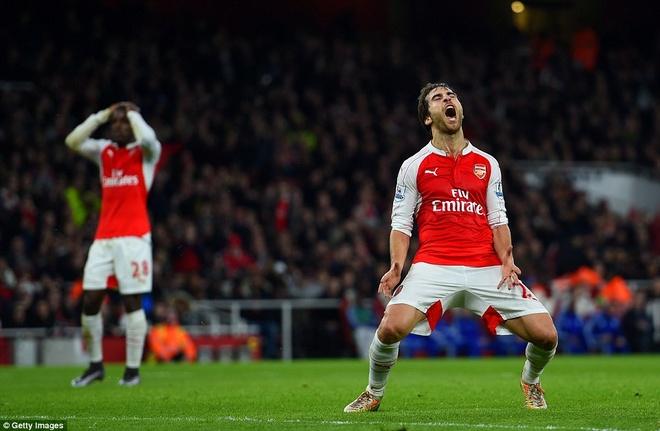 Arsenal da het ao tuong? hinh anh 3