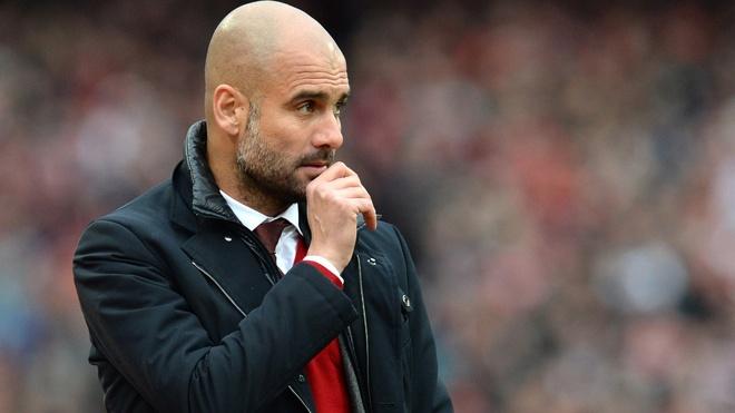 Den Man City, Pep Guardiola co hen nhat? hinh anh