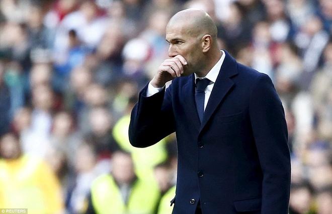 Ke giet Real va cau chuyen chiec quan cua Zidane hinh anh 2