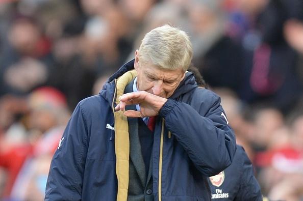 Den luc phai di roi, Wenger hinh anh