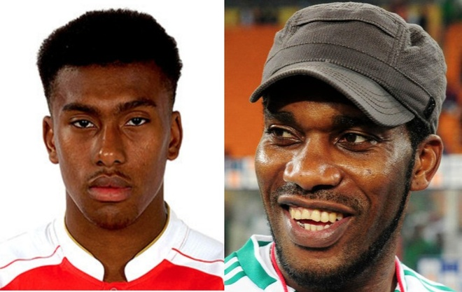 Iwobi, ngon hai dang cua Arsenal hinh anh 2