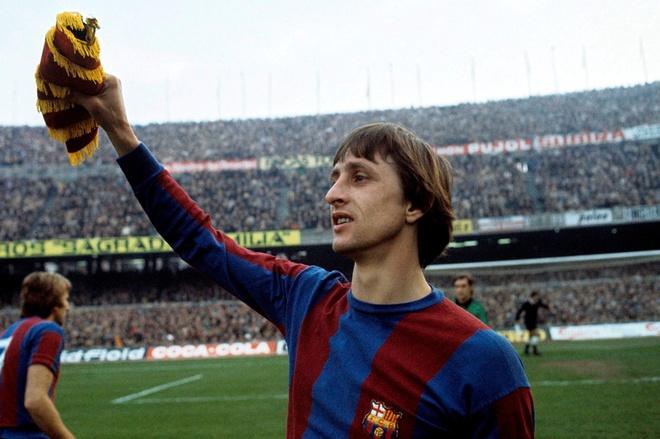 Barcelona mai mac no Johan Cruyff hinh anh