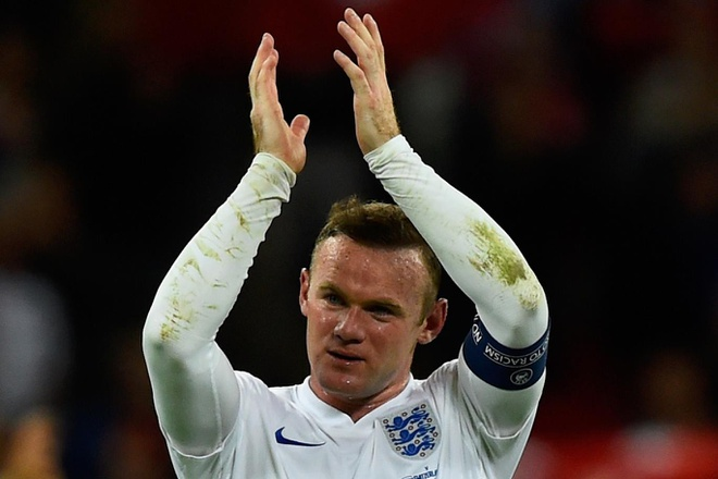 Tuyen Anh co the vo dich neu Rooney o nha hinh anh