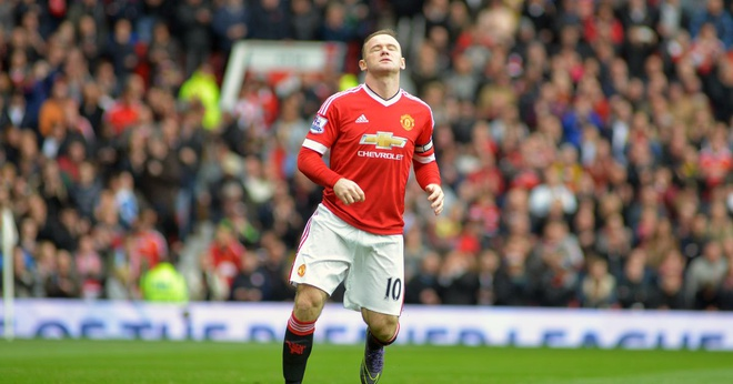 De ton tai,  Rooney chi co mot con duong anh 3