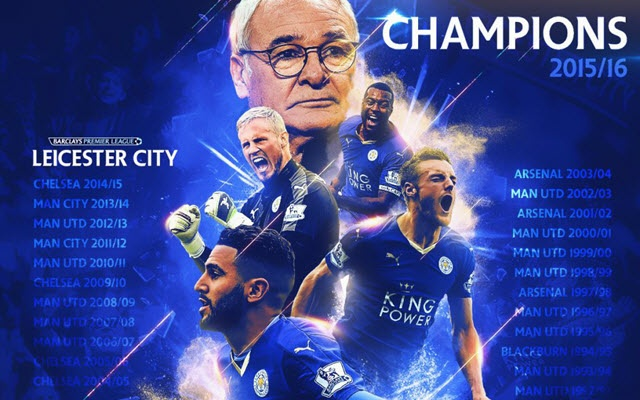 Fan Leicester cho 132 nam cho ngay dang quang hinh anh