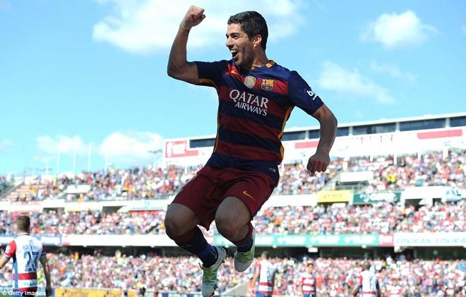 Luis Suarez - ke luon di nguoc su sap dat cua Chua hinh anh 1
