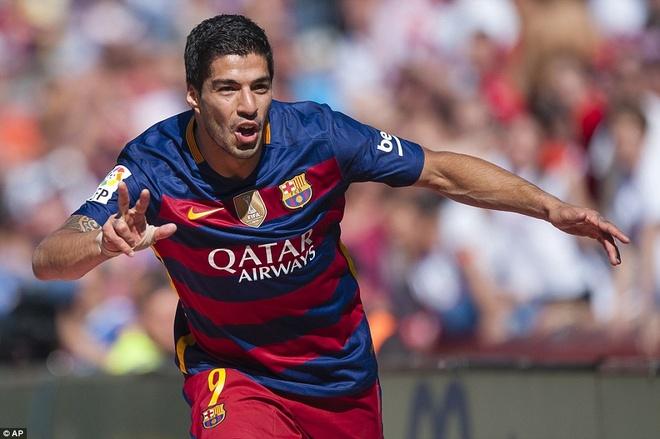 Luis Suarez - ke luon di nguoc su sap dat cua Chua hinh anh 3