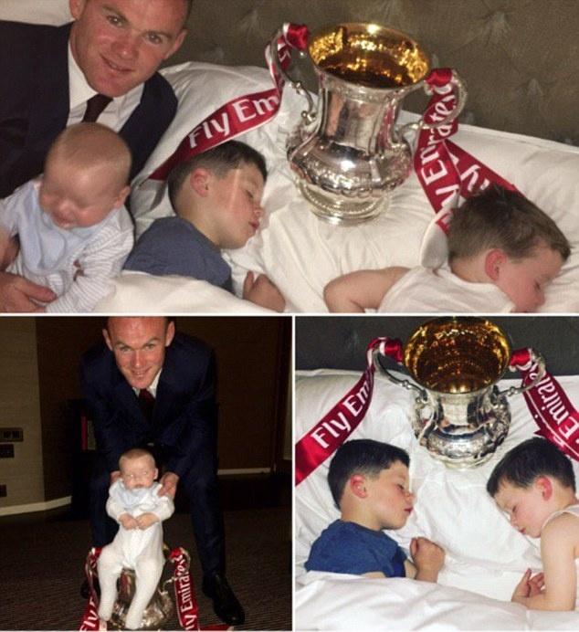 Mourinho den, hanh phuc nhat la Wayne Rooney hinh anh 1