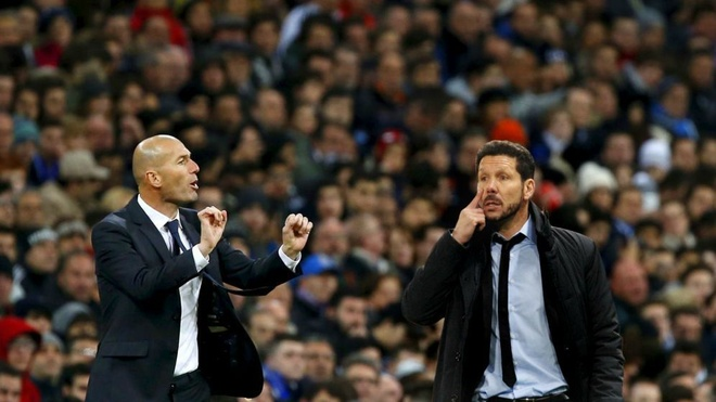 Zidane va Simeone: Nguoc chieu vun vut hinh anh 3