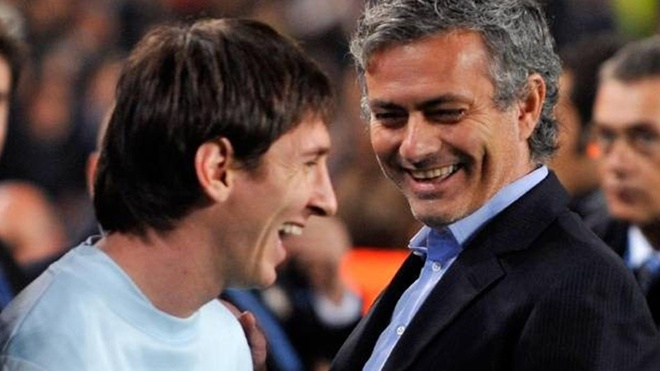 Ly do Mourinho muon Messi bang moi gia hinh anh