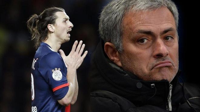 Ibrahimovic, 'diep vien nam vung' cua Mourinho hinh anh