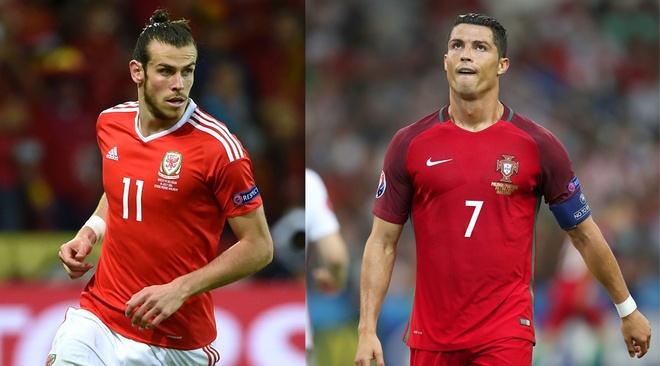 Dung ngac nhien khi Gareth Bale ruc ro hon Ronaldo hinh anh