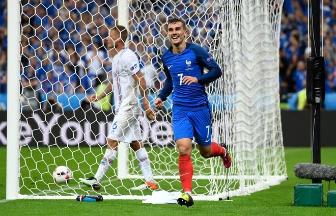 Griezmann, nguoi ke nhiem Messi hay truyen nhan cua Zidane? hinh anh 2
