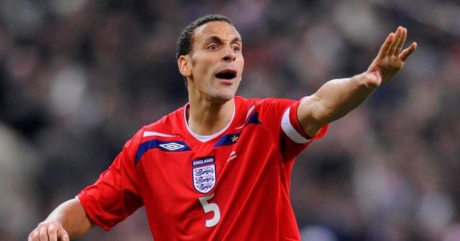 Se la tro he neu Rio Ferdinand dan dat tuyen Anh hinh anh 2