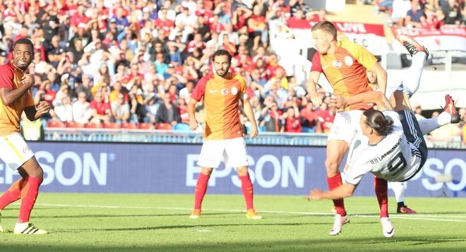 Ibrahimovic - ga Viking chuan bi pha tan Premier League hinh anh 1