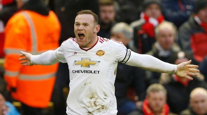 Wayne Rooney, gia ma anh van dien nhu ngay xua hinh anh