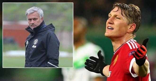Mourinho va Schweinsteiger: Tu phat cuong den ghe lanh hinh anh 2