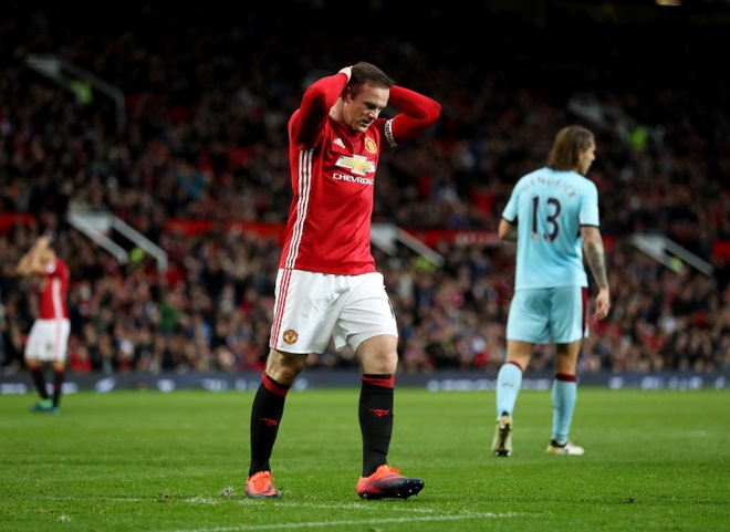 Bao gio Wayne Rooney moi lai ghi ban? anh 1